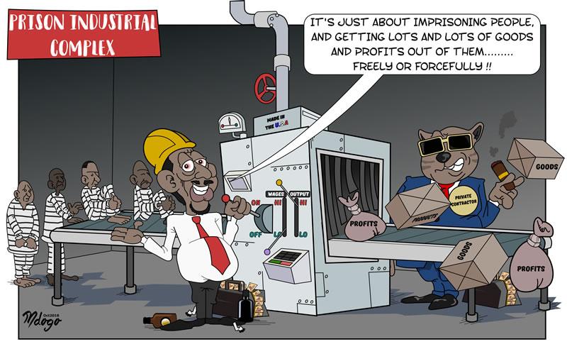 Prison Industrial Complex