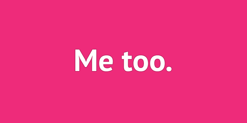 #MeToo: Memories of Sexual Assault are NOT a Figment of Women's Imagination