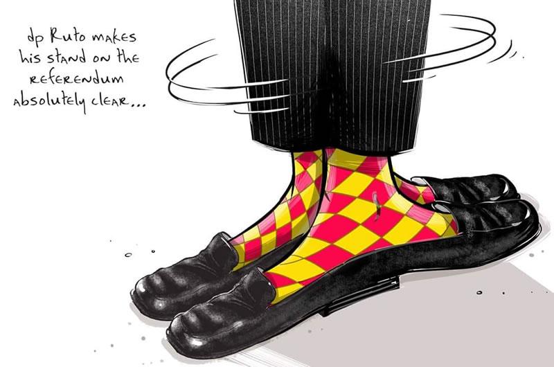 Ruto on the Referendum