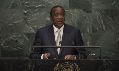 Uhuru at UNGA: Mortgaging the Anti-Corruption War?