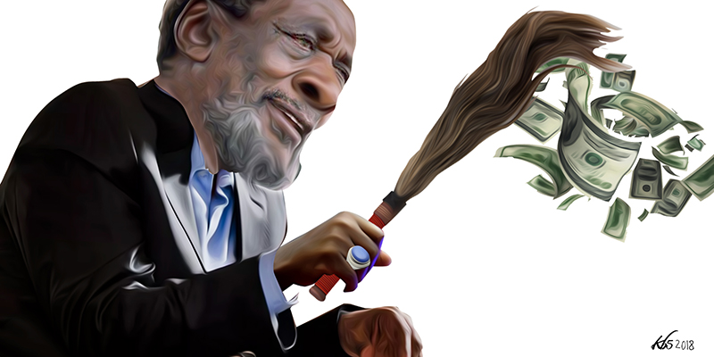 THE KENYATTA SUCCESSIONS: The Resurgence of Hegemonic Politics in Central Kenya