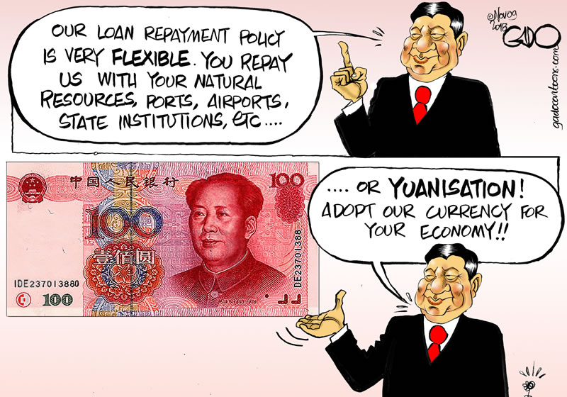 China Loans and Africa