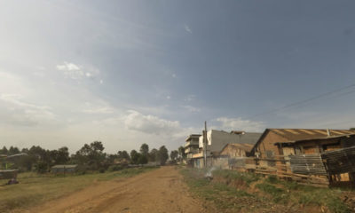 EARTH AND RUST: The decline of a Kenyan town