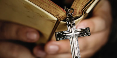 AND GOD RESTED ON THE SEVENTH DAY: Faith as a tense truce in an African reality