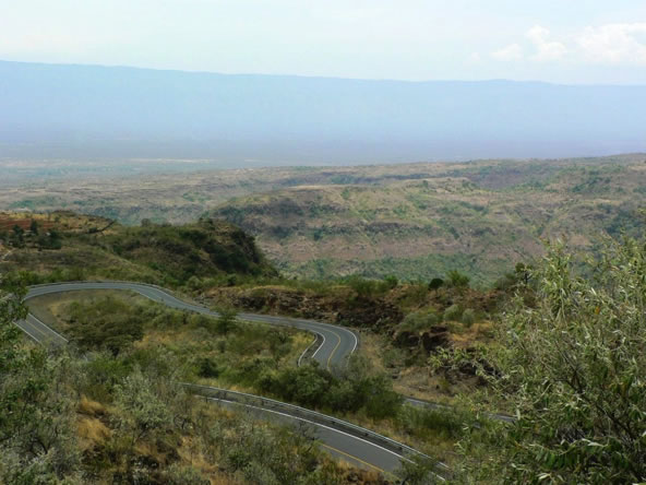 The old Rift Valley Road. Photo Credit: Wamboi Nasaka Muragori