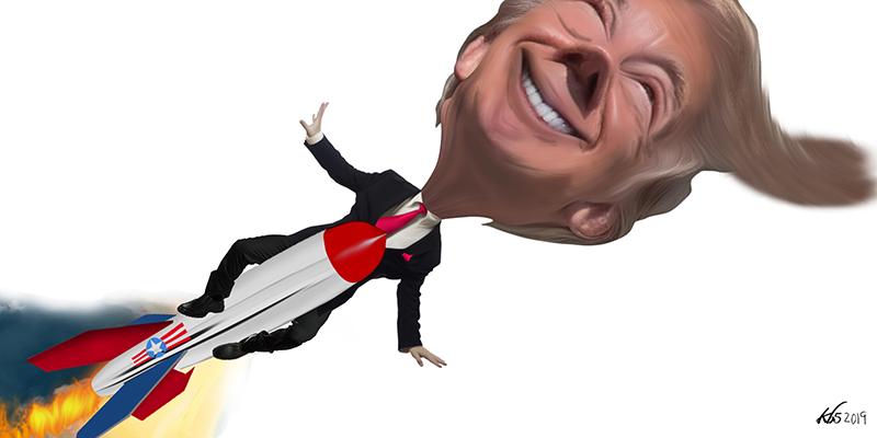 DONALD TRUMP: The Most Un-American President