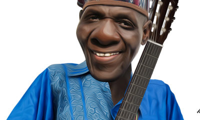 Oliver Mtukudzi: The Art of Protest