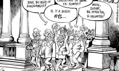 Tshisekedi Visits Kenya