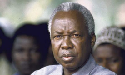 Mwalimu Nyerere speaks on the wind of change in 1991