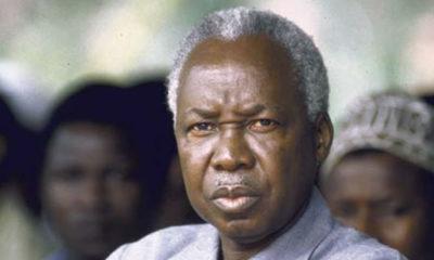 Mwalimu Nyerere speaks on the wind of change in 1991