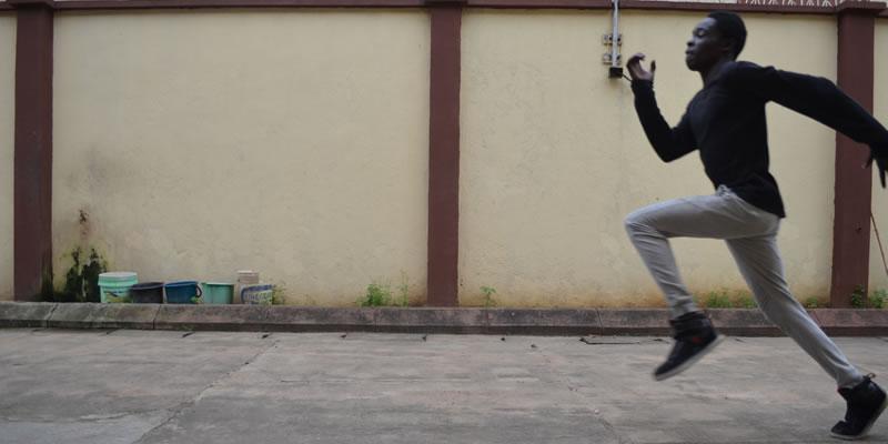 'Why Are You Running Running?' Losing My Freedom on Nairobi's Badass Streets