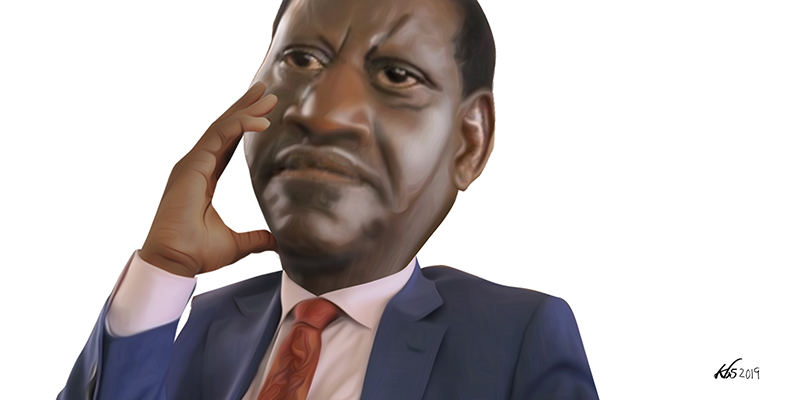 Visionary or False Prophet: Why Did Raila Odinga Agree to Drink from the Poisoned Chalice?