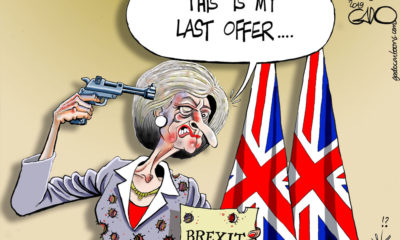 May's Last Offer!