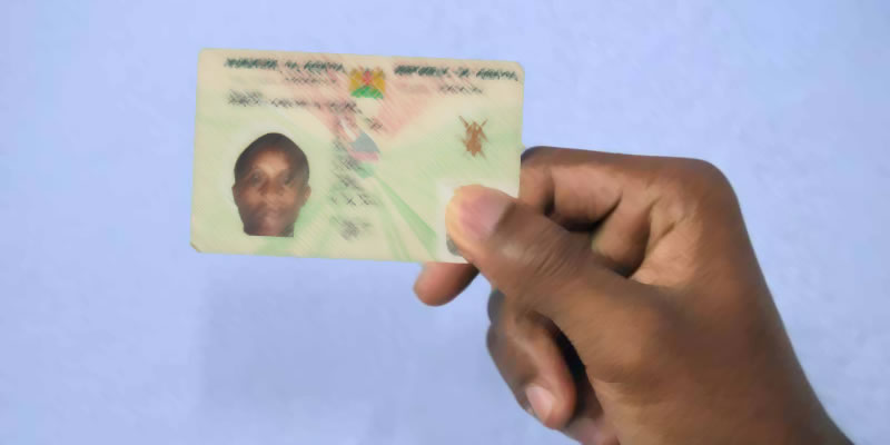 Geometric Circles, Zigzags and Waves: The Anatomy of a Kenyan ID