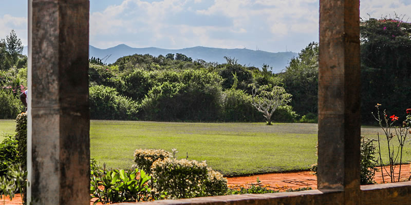 Erased: That Farm in Africa, at the Foot of the Ngong Hills