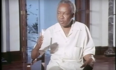 Mwalimu Nyerere Speaks on the Rhodesian Crisis in 1976