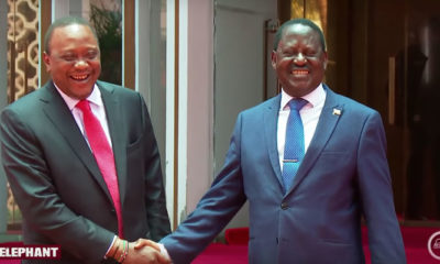 Raila-Uhuru Handshake: One Year On