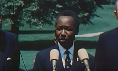 Mwalimu Nyerere's Visit to the White House in 1963
