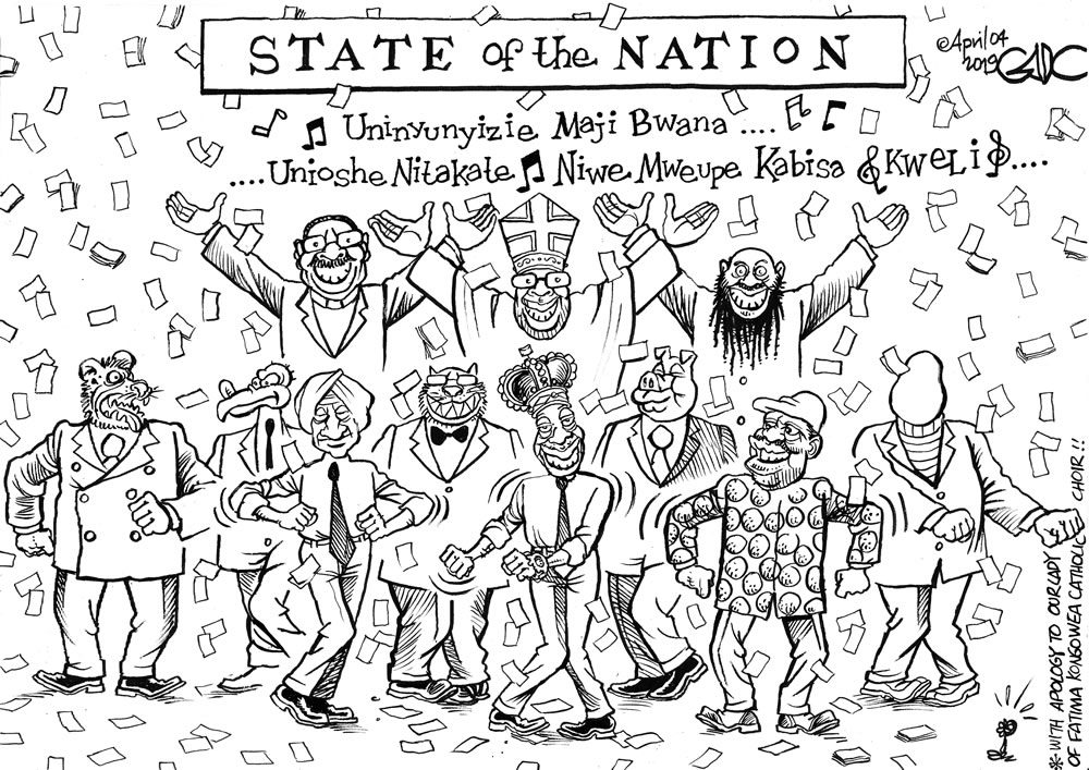 2019 State of the Nation!