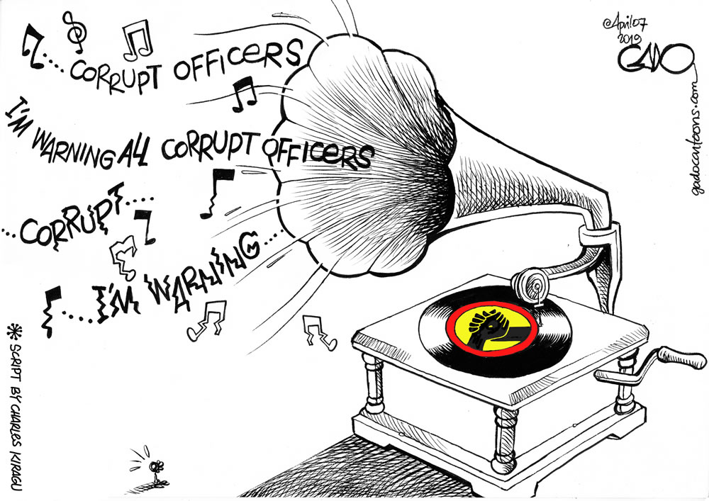 Jubilee's Broken Record