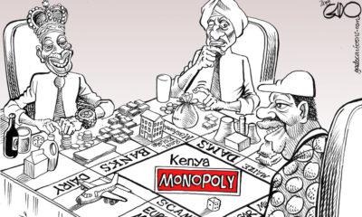 Kenyan Monopoly!