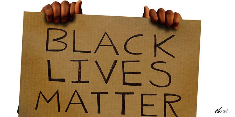 Making Black Lives Matter: Fanonian Notes About Today's (Shifting) Front Lines