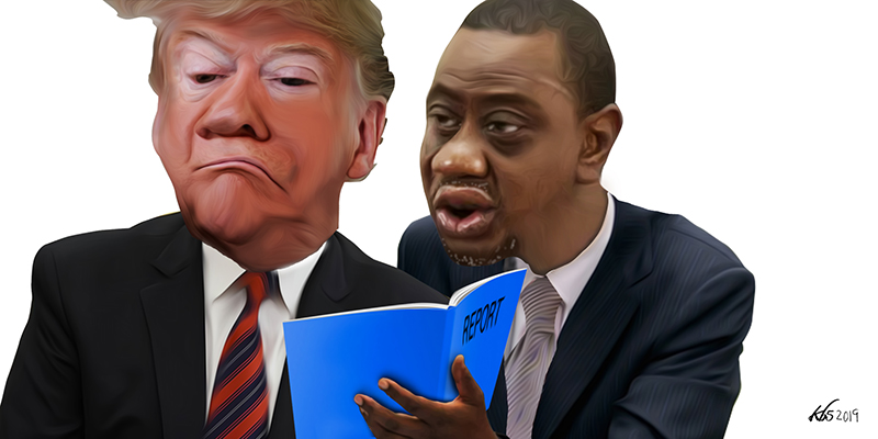 Trump and the Mueller Investigation: Borrowing from the Kenyan ICC Playbook