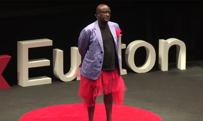 Binyavanga at TEDx: Conversations with Baba