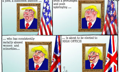 From Trump to Boris!