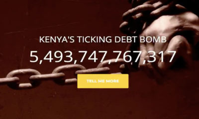 Kenya's Ticking Debt Bomb