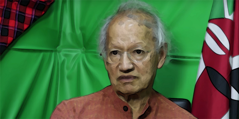 The Indomitable Yash Pal Ghai: Being Kenyan in Kenya
