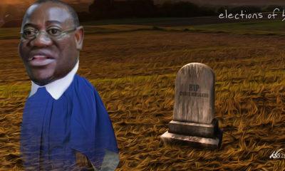 In Memory of Chris Msando: Murder Most Foul