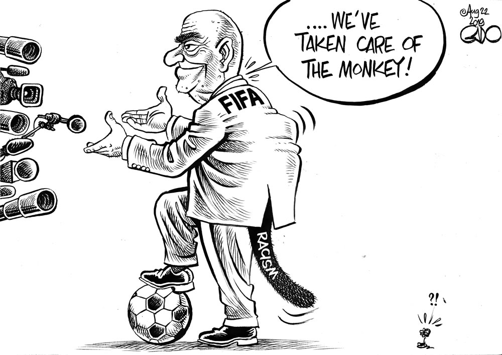 FIFA and the Racism Problem