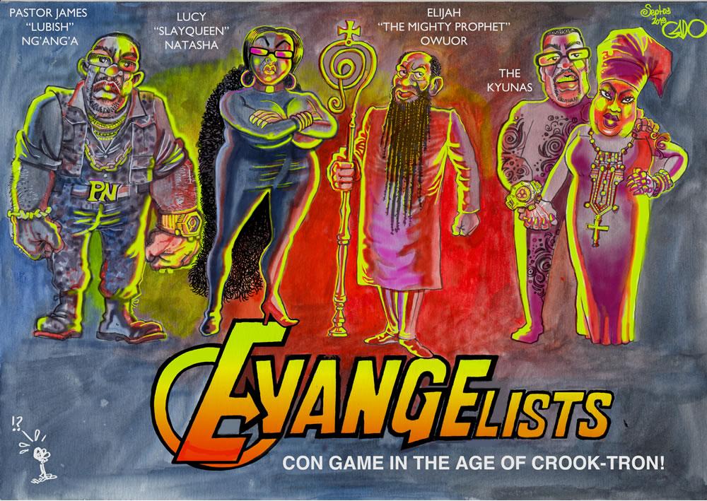 Avengelists!