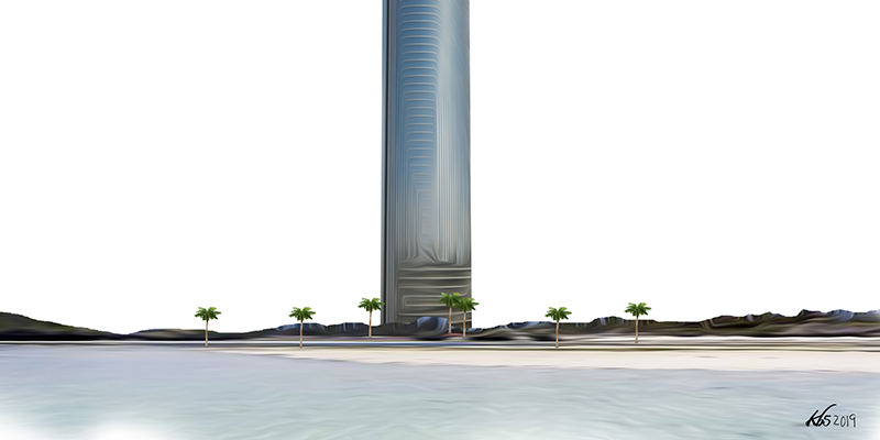 Should Africa's Tallest Skyscraper Be Built in a Kenyan Village?