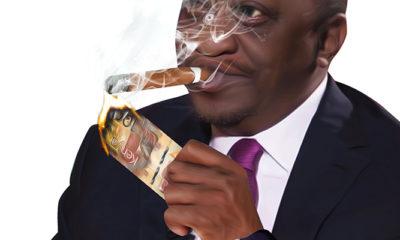 'I Don't Understand Why Kenyans Are Broke:' Mr. Kenyatta's Debt Distress Revisited