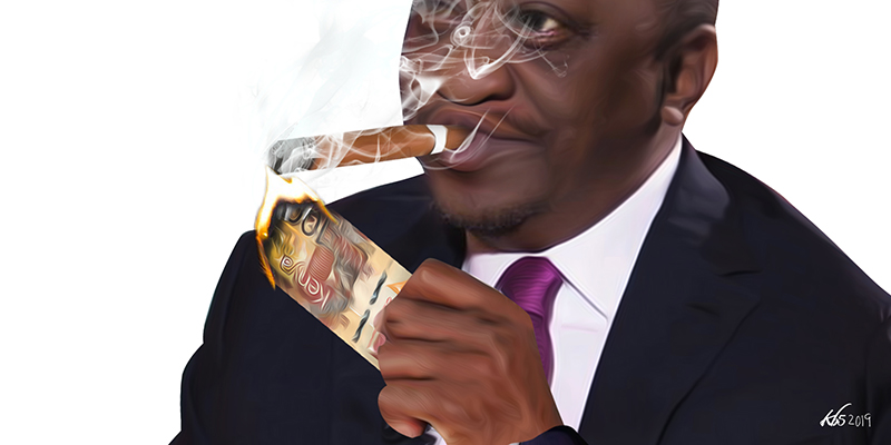 'I Don't Understand Why Kenyans Are Broke:' Mr. Kenyatta's Debt Distress Revisited
