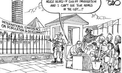 International Conference On Population & Development Nairobi 2019