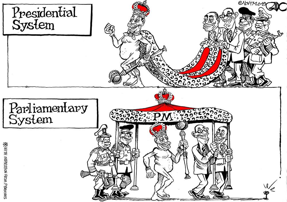 Presidential System vs Parliamentary System