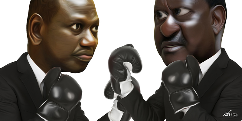 The Devil and the Deep Blue Sea: Why Ruto and Raila Should Drop out of 2022 Race