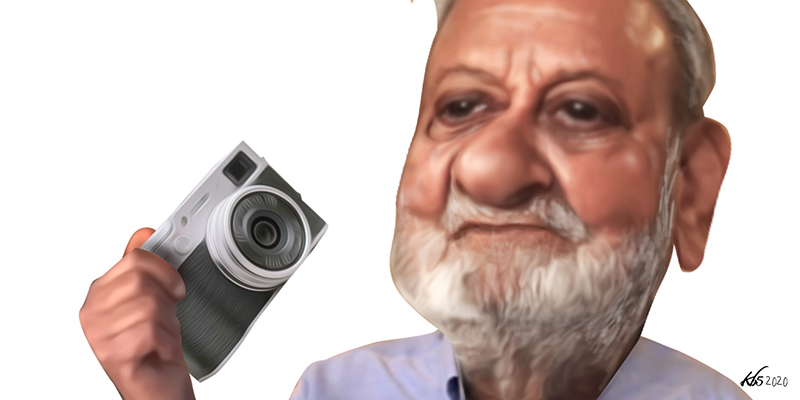 The Life and Lens of Mohinder Dhillon