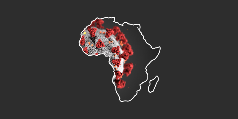 Mapping The Coronavirus Pandemic In Africa