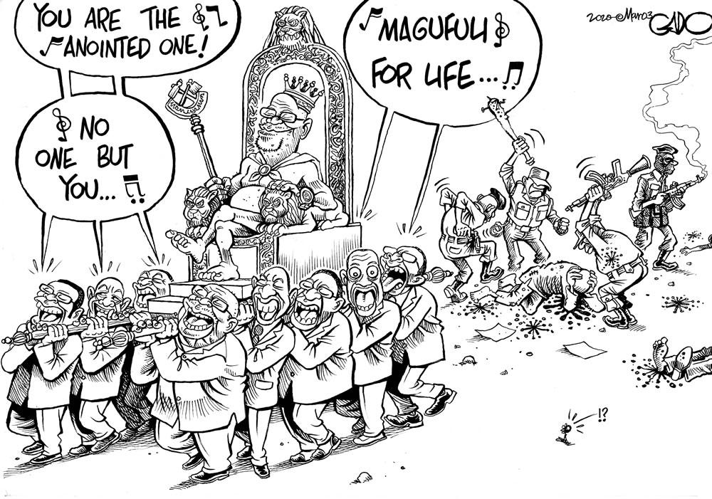 Magufuli for Life