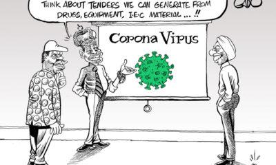 Kenya and Coronavirus!