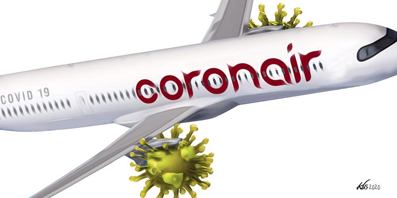 Lockdown: Flying Blind in the Season of Coronavirus