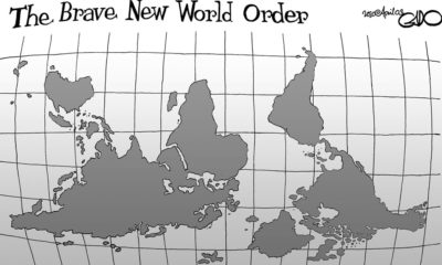 The Brave New World Order!