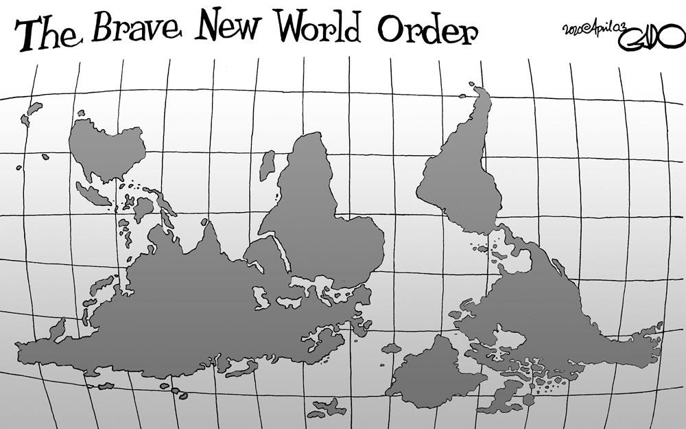 The Brave New World Order!