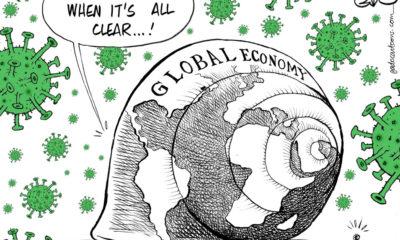 Global Economy vs Coronavirus