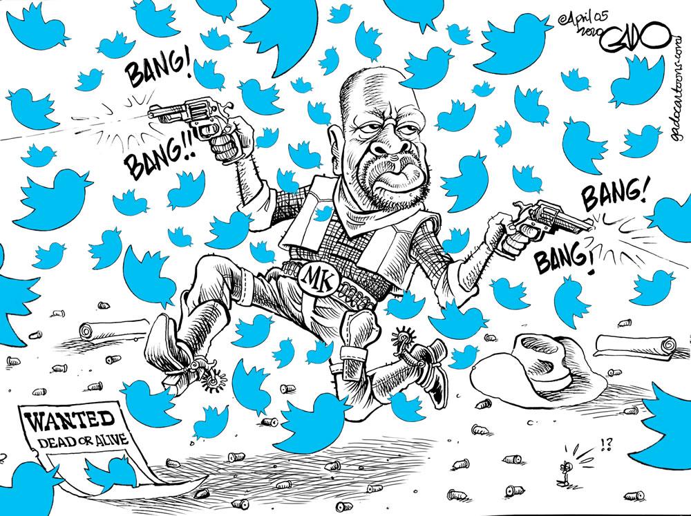 Twitter Wars!