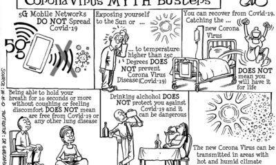 Coronavirus Myth Busters